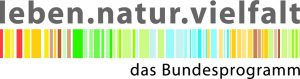 Logo Bundesprogramm Biologische Vielfalt leben.natur.vielfalt Förderung Summendes Rheinland BfN BMUB