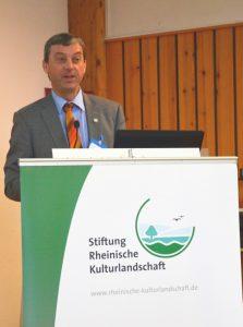 Erich Gussen, Vizepräsident Rheinischer Landwirtschafts-Verband