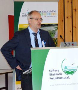 Dr. Stefan Schröder, Referatsleiter Informations- und Koordinationszentrum Biologische Vielfalt der Bundesanstalt für Landwirtschaft und Ernährung