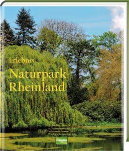 Buchcover Erlebnis Naturpark Rheinland