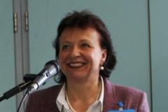 Anne Schöps, Vorsitzende des Bundesverbandes der Flächenagenturen in Deutschland e.V.