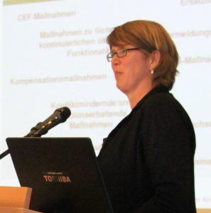 Kirsten Kröger, Untere Landschafts- behörde Kreis Euskirchen