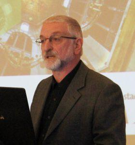 Elmar Wiezorek, Leiter des Umweltamtes der Stadt Aachen