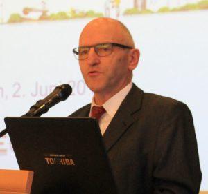 Werner Sihorsch, Leiter Rekultivierung Land- und Forstwirtschaft, RWE Power AG