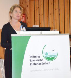 Dr. Annette Doerpinghaus, Bereichsleiterin Planung, Koordination, Qualitätssicherung BfN