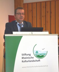 Dr. Martin Woike, Abteilungsleiter Umwelt und Naturschutz MKULNV