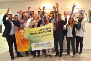 Große Freude bei Stiftung und Provinzialverband