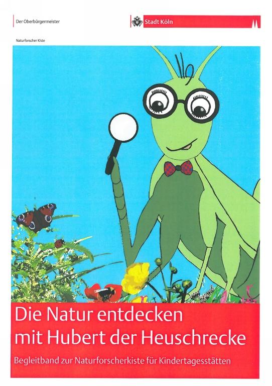 Titel des Begleitbandes zur Naturforscherkiste