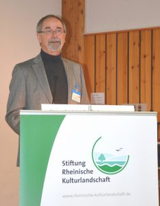 Helmut Stahl, 2. Vorsitzender nordrhein-westfälische Ornitholgengesellschaft