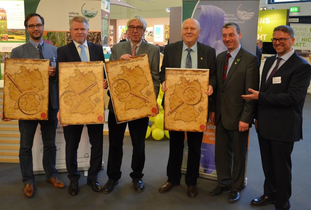 Bundesweites Ackerwildkrautprojekt bei der IGW 2017