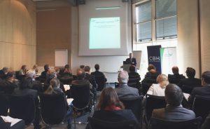 Vorträge und der direkte Austausch in den anschließenden Diskussionen bildeten die Basis der späteren Gruppenarbeiten.