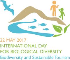 Logo Internationaler Tag der Artenvielfalt