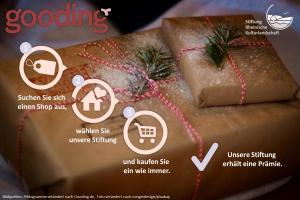 Gooding Stiftung Rheinische Kulturlandschaft so geht's Weihnachten 2017