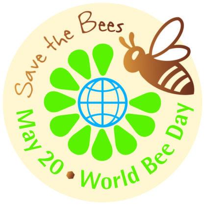 Logo World Bee Day