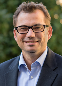 Markus Reinders Zweigstellenleiter Niederrhein und Bereichsleiter Kompensation, Artenschutz, Liegenschaften